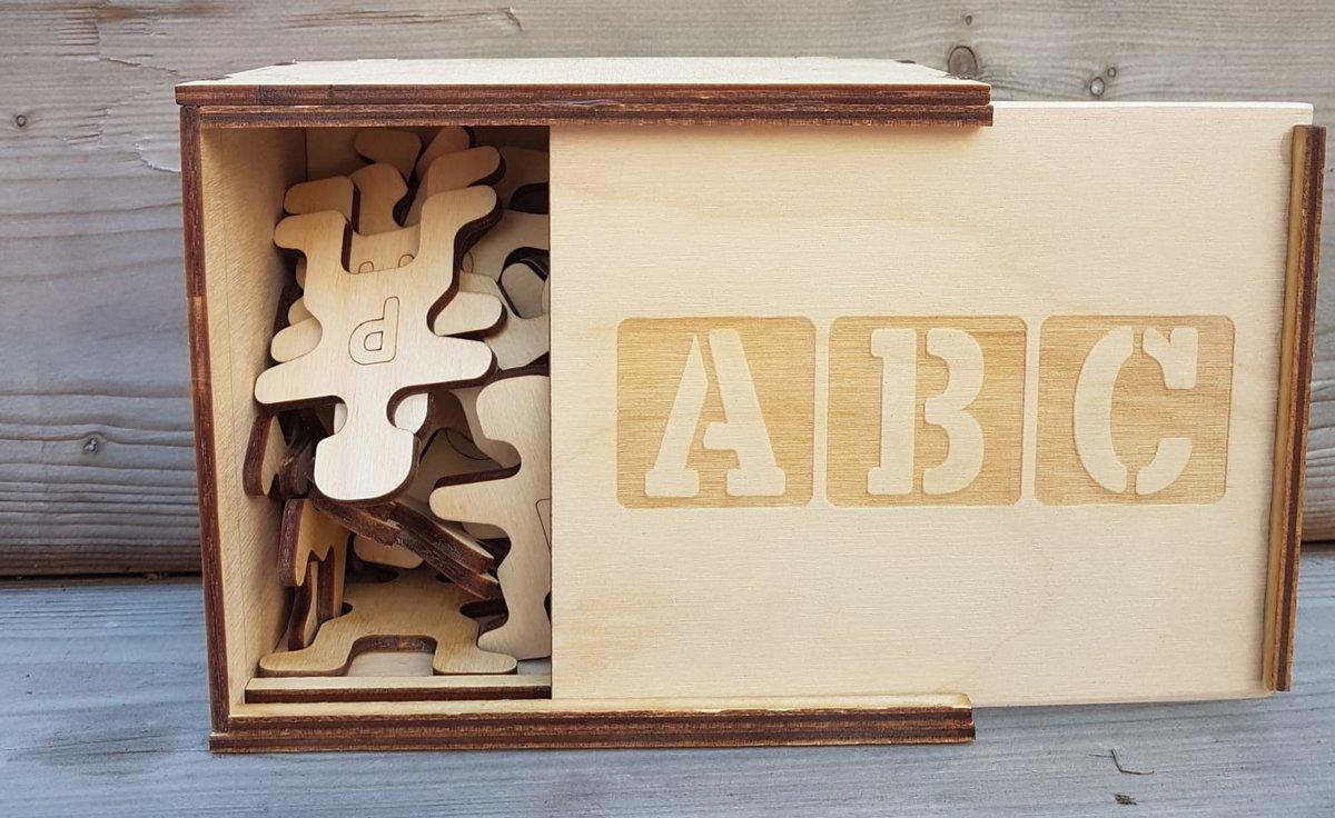 Koka alfabēts un cipari